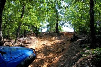 Uphill we go!